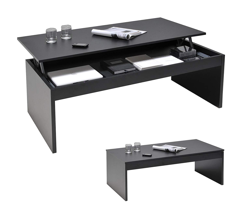 Sélection pour choisir une table basse avec plateau relevable